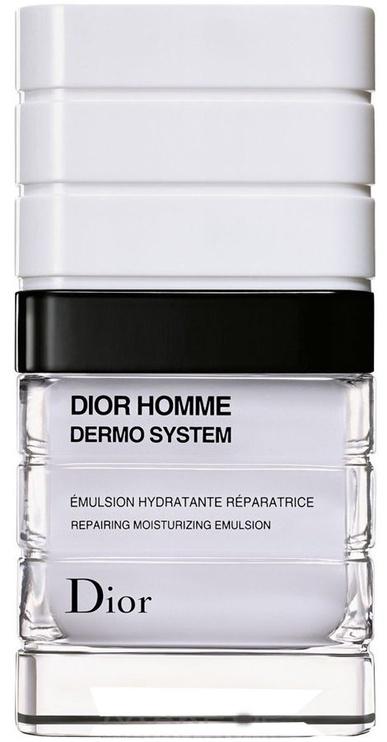 Veido kremas Christian Dior Homme Dermo System Emulsion Hydratante, 50 ml