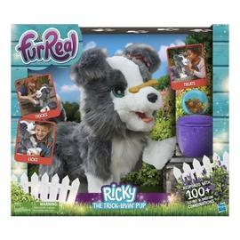Žaislinis šuniukas FurReal Ricky E0384, 4 m