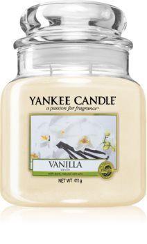 Свеча Yankee Candle Home scents Vanilla, 30 час