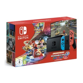 Konsolė Nintendo Switch Mario kart 8 Deluxe
