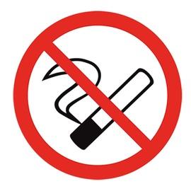 Autokleebis Suitsetamine keelatud