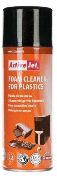 ActiveJet Foam Cleaner for Plastics 400ml