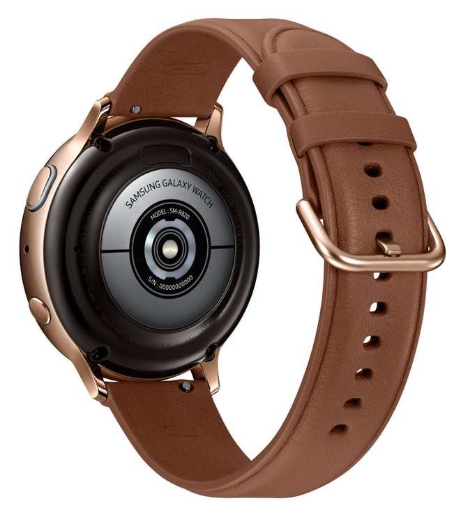 Samsung SM-R820S Galaxy Watch Active2 44mm Stainless Steel Gold