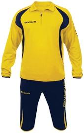 Givova Giove Yellow Blue 2XS