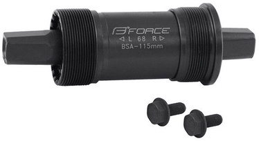 Force 68x118mm Steel Black