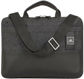 Rivacase Lantau Melange MacBook Pro And Ultrabook Case 13.3'' Black