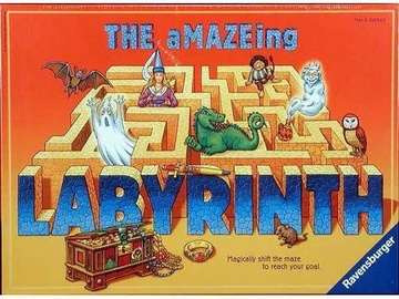 Ravensburger The aMAZEing Labyrinth R26498