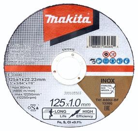 Lõikeketas Makita E-03040, 125 mm x 1 mm