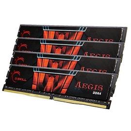 G.SKILL Aegis 16GB 2133MHz CL15 DDR4 KIT OF 4 F4-2133C15Q-16GIS