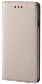 GreenGo Smart Magnet Book Case For Huawei P10 Lite Gold