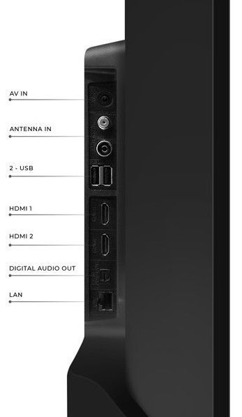 """Televiisor AllView 6100-H/2 32in HD LED, 32 """""""
