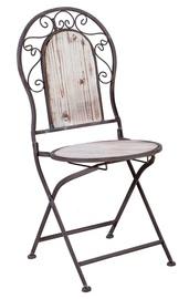 Home4you Chair Volta Gray 83881