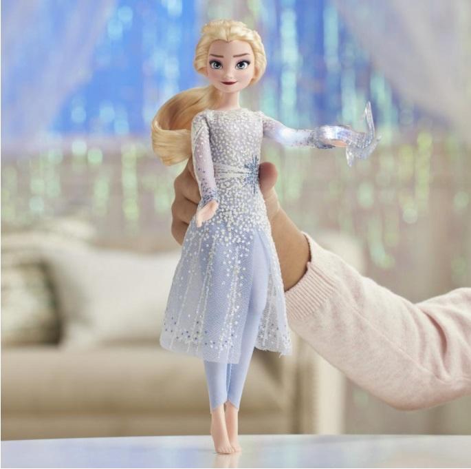 Кукла Hasbro Frozen II Magical Discovery Elsa E8569