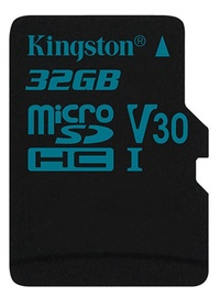 Kingston Canvas Go! MicroSD 32GB