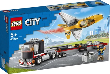 KONS LEGO CITY AIRSH TRANSPORTAUTO 60289