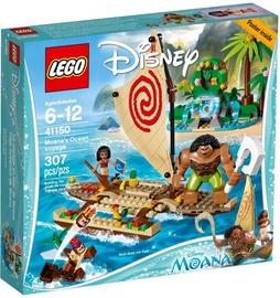 Konstruktors LEGO Disney Princess Moana's Ocean Voyage 41150