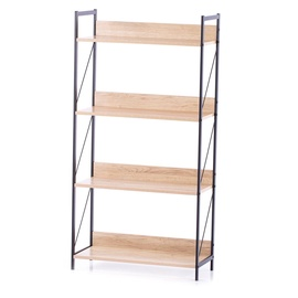 Полка Homede Tukke Oak, 27.6x62x121 см