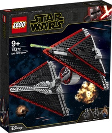 Konstruktorius LEGO Star Wars Sith TIE Fighter™ 75272