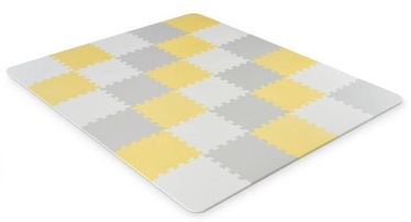 Kinderkraft Luno Mat Foam Puzzle Yellow