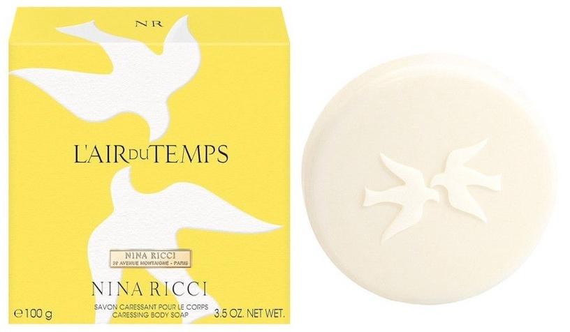 Nina Ricci L'Air Du Temps Caressing Body Soap 100g