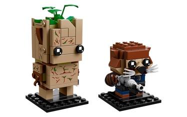 Lego BrickHeadz, Groot & Rocket, 41626