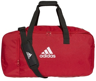 Adidas Tiro Duffel Medium Red DU1987