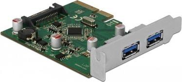 DeLock PCIe to 2 x USB 3.1 Gen 2 90298