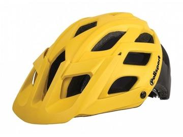 Polisport E3 Helmet 58-61 Yellow/Black