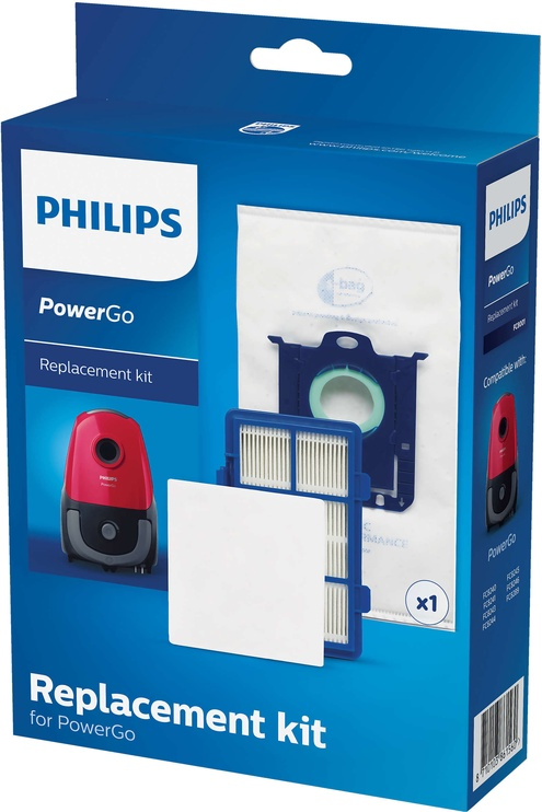 Philips PowerGo Replacement Kit FC8001/01