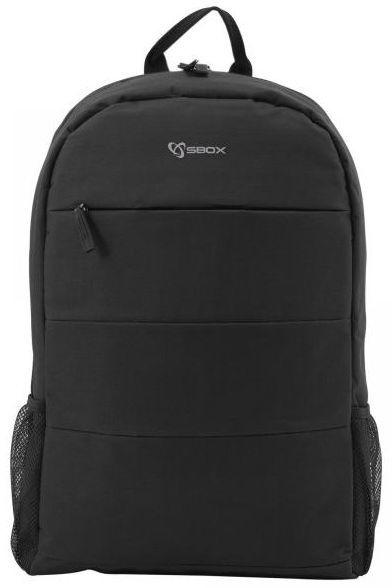 Рюкзак Sbox Toronto, черный, 15.6″