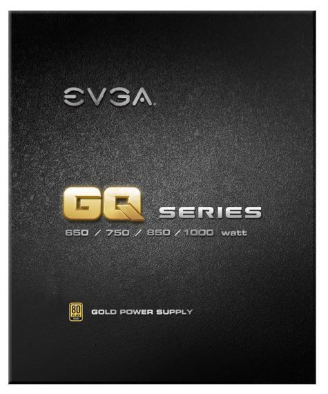 EVGA Power Supply PSU 750W 80 PLUS Gold