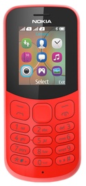 Nokia 130 2017 Dual Red