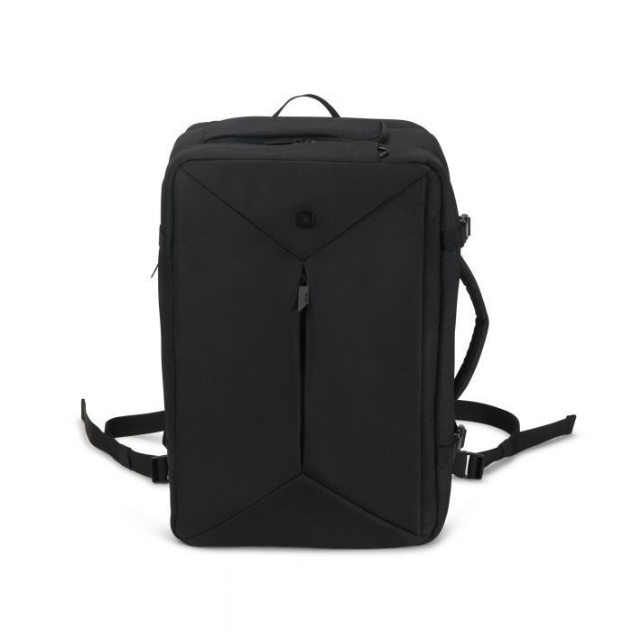 Dicota Dual Plus Edge Backpack 13-15.6'' Black