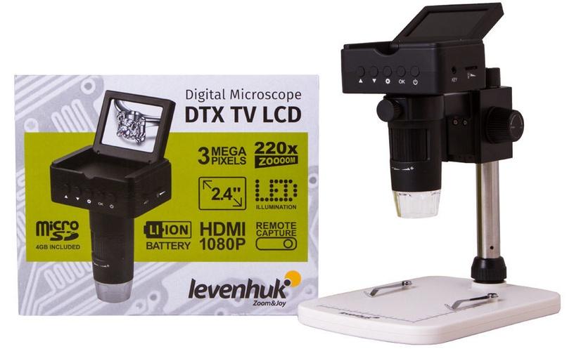 Levenhuk DTX TV LCD Digital Microscope
