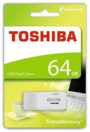 USB-накопитель Toshiba TransMemory U202, 64 GB
