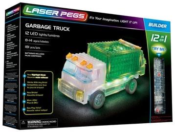 Laser Pegs 12 In 1 Garbage Truck