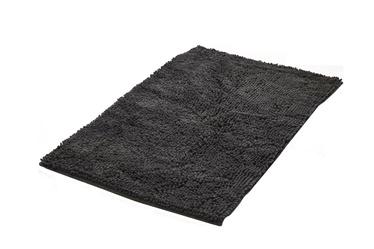 Vannas istabas paklājs Ridder Soft 7052117, pelēka, 650 mm x 450 mm