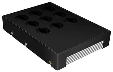 RaidSonic Icy Box Converter 3.5' for 2.5' Black IB-2535StS