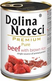 Dolina Noteci Premium Pure Beef & Brown Rice 400g