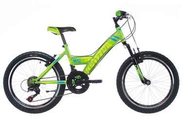 Велосипед Kenzel Wind SF300 Green 2021, 24″