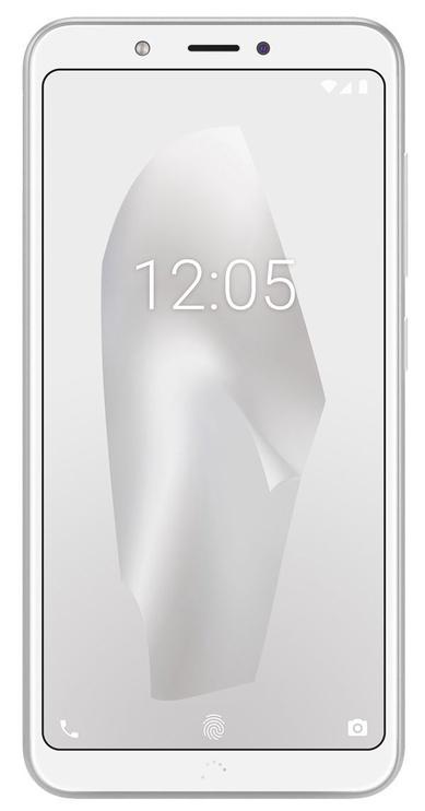 BQ Aquaris C 16GB Dual Silver White
