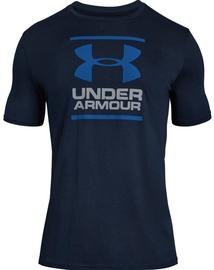 Under Armour GL Foundation T-Shirt 1326849-408 Dark Blue M