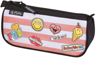 Herlitz Pencil Pouch Sport Smiley Girly/11438090