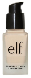 E.l.f. Cosmetics Studio Flawless Finish Foundation SPF15 20ml Snow
