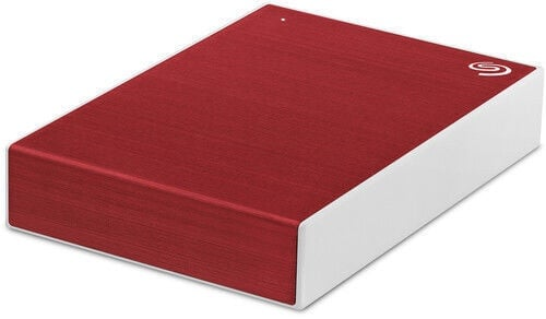 Жесткий диск (внешний) Seagate One Touch HDD 4TB Red