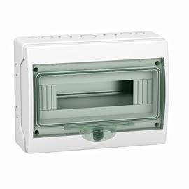Virštinkinė automatinių jungiklių dėžutė Schneider, 12 modulių