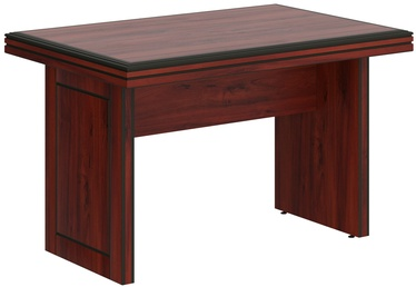 Skyland Larex LB 128 Desk Dark Chestnut