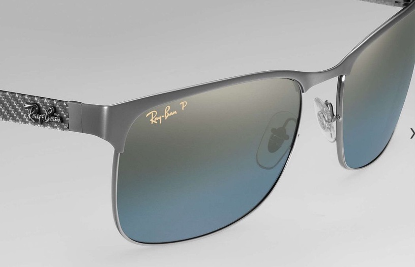 Ray-Ban Chromance RB8319CH 9075J0 60mm Polarized