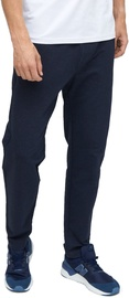 Audimas Stretch Cotton Regular Fit Mens Sweatpants Navy Blazer 192/L