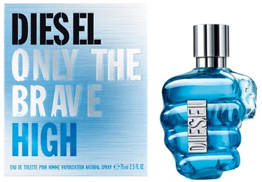 Tualetes ūdens Diesel Only The Brave High 75ml EDT